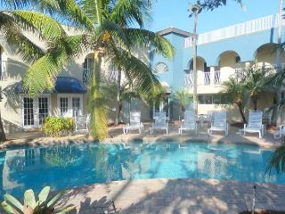 Blue Ocean I Beachfront, Pool View 2 Bedroom 2 Bath for 7 guests Heated Pool - Pompano Beach vacation rentals
