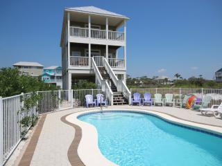 Beachfront, Hted Priv Pool, Elevator, Screen Porch - Cape San Blas vacation rentals