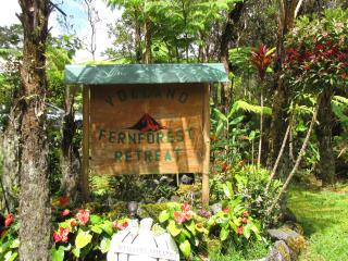 Fern Deluxe Suite - Volcano vacation rentals