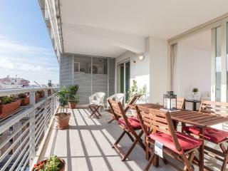 Porta Portese White Terrace Sunny Wifi A/C - Rome vacation rentals