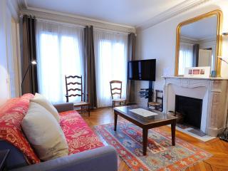Wonderful 5th Floor 2 Bedroom Apartment in Paris - Paris vacation rentals
