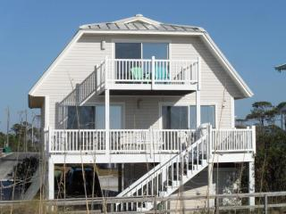 Beachfront, North Cape San Blas, pets, 3 kings - Cape San Blas vacation rentals