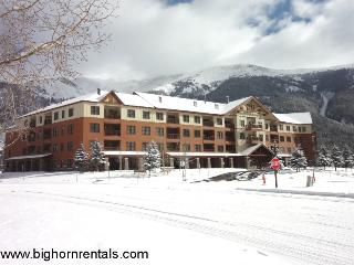 Copper Springs 209 - Copper Mountain vacation rentals
