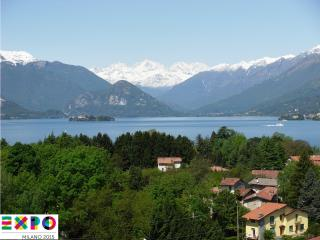 Beautiful view on lake and mountains - Laveno-Mombello vacation rentals