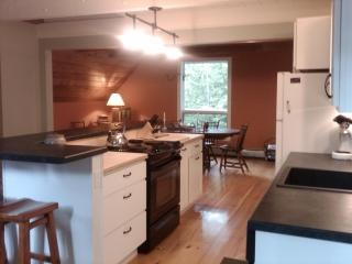 Stowe House. Luxurious. King Bed, Sauna, Wifi. - Jeffersonville vacation rentals
