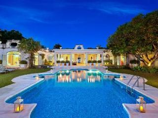 Opulent beachfront Leamington Pavilion with lush elegant grounds with pool & staff - Saint Peter vacation rentals
