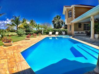 4 BDR Golf front Villa - Tortuga Bay C-33 - Punta Cana vacation rentals