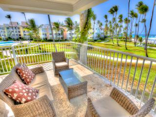 Beachfront Glamour - Playa Turquesa I-202 - Bavaro vacation rentals