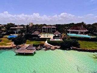 Ocean Front 5 BDR Villa - Marina 2 - Punta Cana vacation rentals