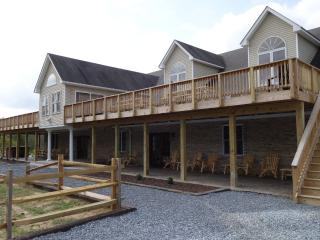 Westcott House in the Shenandoah Forest - Shenandoah Valley vacation rentals