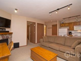 Bear Lodge top floor 1 Bedroom condo - British Columbia Mountains vacation rentals