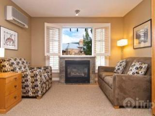 Luxurious 1 bedroom and 2 full bath double unit at Glacier Lodge, sleeps 6 - British Columbia Mountains vacation rentals