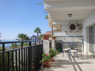 Taormina SEAFRONT terrace SEA zero meters - Letojanni vacation rentals