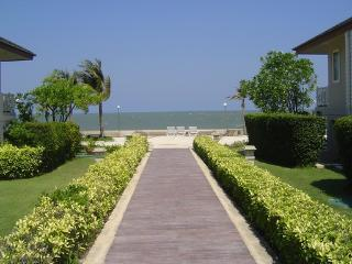 Beach Side Master 2 bedroom Suite - Hat Chao Samran vacation rentals
