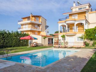 Fabulous Villa Anavyssos swimming Pool - Kalyvia Thorikou vacation rentals