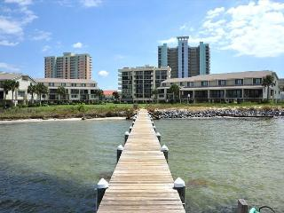 Open Aug 4-8! Nicely-decorated Soundfront Santa Rosa Dunes - Pensacola Beach vacation rentals