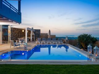 Villa Greece with privat Pool and sea view - Hersonissos vacation rentals