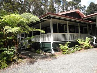 Volcott Volcano Cottage 2 Bedroom home in Volcano! - Volcano vacation rentals