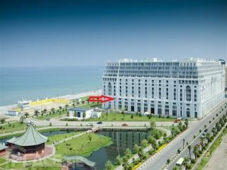 Apartment on the beach - Batumi vacation rentals