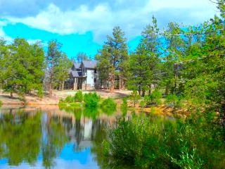 Luxury Mountain Home On Golf Course And Lake - Red Feather Lakes vacation rentals