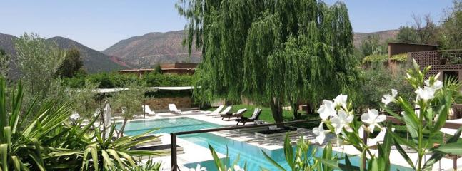 Marvelous luxury property in Marrakech, 17 people - Fam El Hisn vacation rentals
