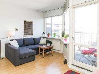 Studio with balcony  and bikes - Copenhagen vacation rentals