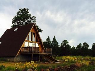 A-Frame Cabin in a National Forest - Flagstaff - Northern Arizona and Canyon Country vacation rentals