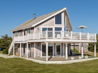 KATAMA BEACH HOUSE WITH DISTANT OCEAN VIEWS - KAT SSTO-80 - Edgartown vacation rentals