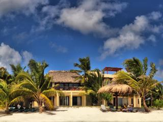 Casa Caracola - Enchanting Beachfront Villa - Xcalak vacation rentals