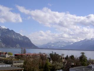 Holiday app. 3.5 super Montreux Clarens - Clarens vacation rentals