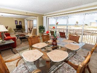 Condo #206 Great beach condo-WIFI, pool, shuffleboard, BBQ,FREE BEACH SERVICE - Fort Walton Beach vacation rentals