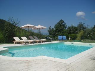 Villa with pool in Tuscany - Fivizzano vacation rentals