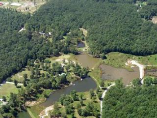 Sewanee Mountain cottage with private ponds - Sewanee vacation rentals