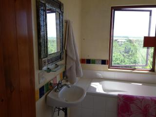 Ocean views and Whale watching from private patio. - Todos Santos vacation rentals