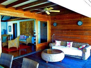 Fare Tianina - MOOREA - White Sand Beach - Society Islands vacation rentals