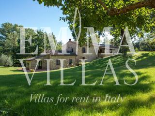 Rustic Stone Brick Villa on Siena Countryside - Siena vacation rentals