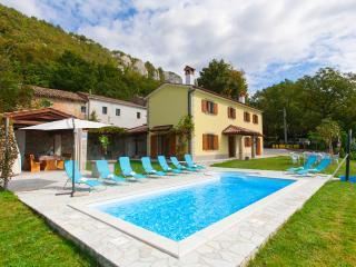 4 bedroom villa with a stunning view over istrian hills - Sveti Petar u Sumi vacation rentals