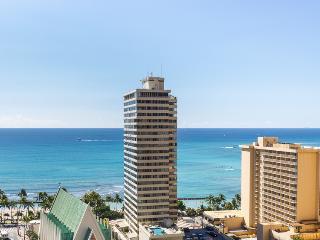 Waikiki Banyan Tower 1 Suite 2214 - Waikiki vacation rentals