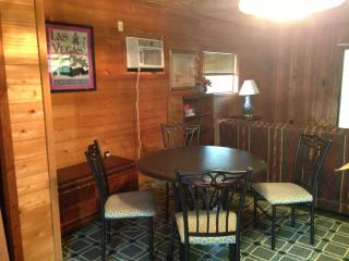 Lake Eufaula -Nine Ponds Cabin - Eufaula vacation rentals
