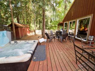 WIFI, Hot tub, fireplace & walk to the Sandy River - Brightwood vacation rentals