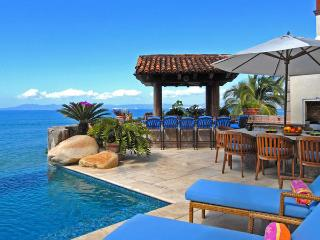 Villa Amapas North - ultra luxury on the beach - Puerto Vallarta vacation rentals