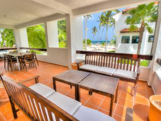 Stanza Mare 3 Bedroom Oceanfront Apartment L201 - Punta Cana vacation rentals