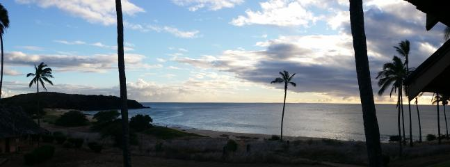 #2244 Gorgeous ocean-front sunsets from your Lanai~ - #2244 (1 of 5 Beach Front Units) @ Kepuhi Beach - Maunaloa - rentals