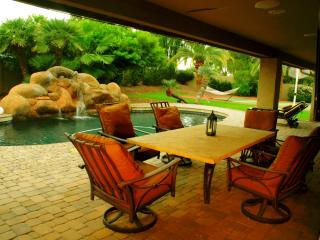 Desert Oasis - 5 Bed Vacation Home - Scottsdale AZ - Central Arizona vacation rentals
