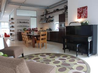 Upscale modern loft - 1 block to the beach - Santa Monica vacation rentals