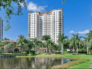 Fabulous sweeping views of the Gulf from this gorgeous condo in exclusive Colony - Bonita Springs vacation rentals