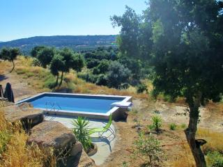 Extremadura country house, lovely views & pool - Caceres vacation rentals