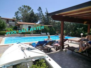 Emerald Home, Pool Salt Water, Sea, Sandy Beaches - Balestrate vacation rentals