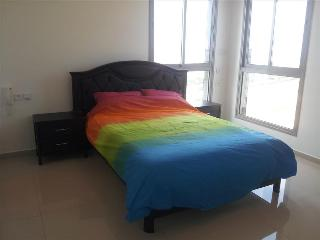 Beautiful duplex apartment with sea views and large balcony, Agamim, Netanya  - AB01 - Netanya vacation rentals