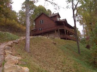Bountiful Views, 3 br 4 ba, sleeps 10 Big porch - Waynesville vacation rentals